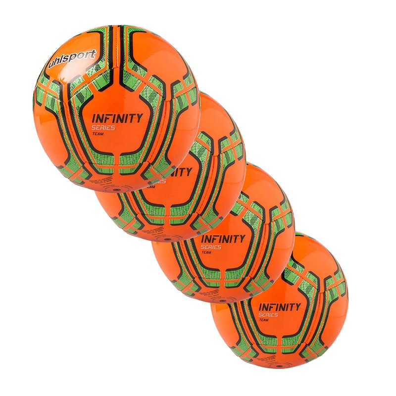 Uhlsport Miniball Infinity Team Orange F02 - orange