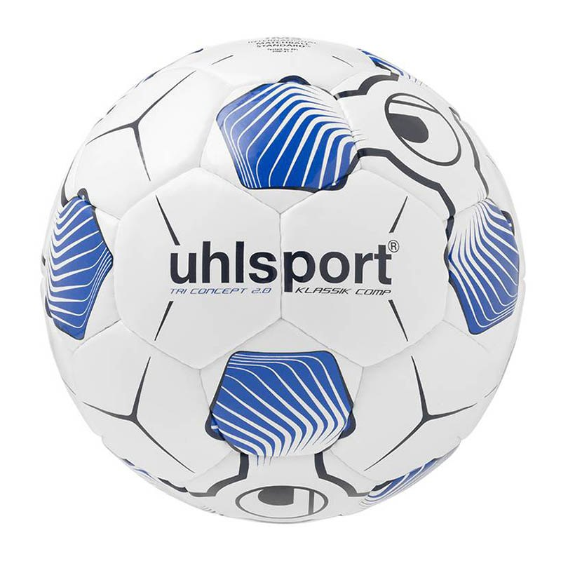 Uhlsport Trainingsball Tri Concept 2.0 KC F01 - weiss
