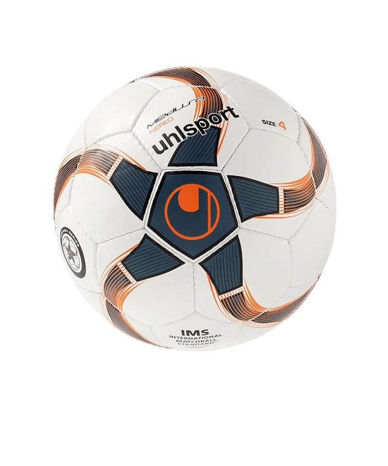 Uhlsport Fussball Medusa Nereo Gr.4 Weiss F01 - weiss