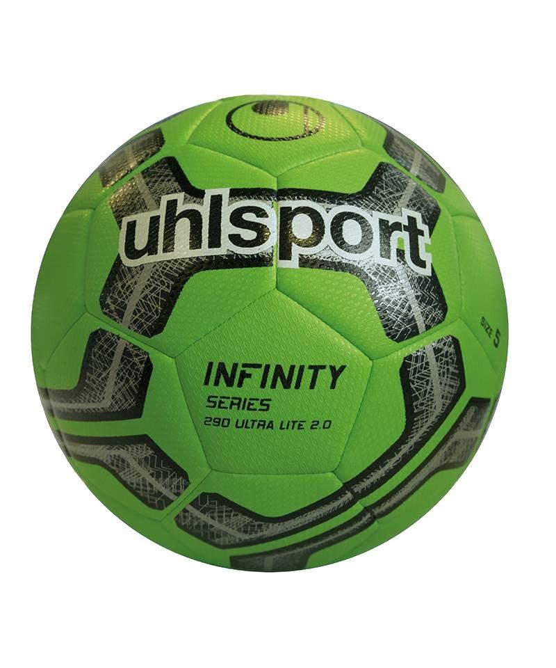 Uhlsport Infinity 290 Ultra Lite 2.0 Ball Grün F01 - gruen