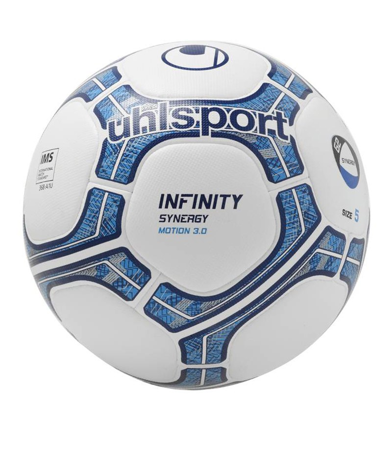 Uhlsport Infinity Synergy Motion 3.0 Ball F01 - weiss