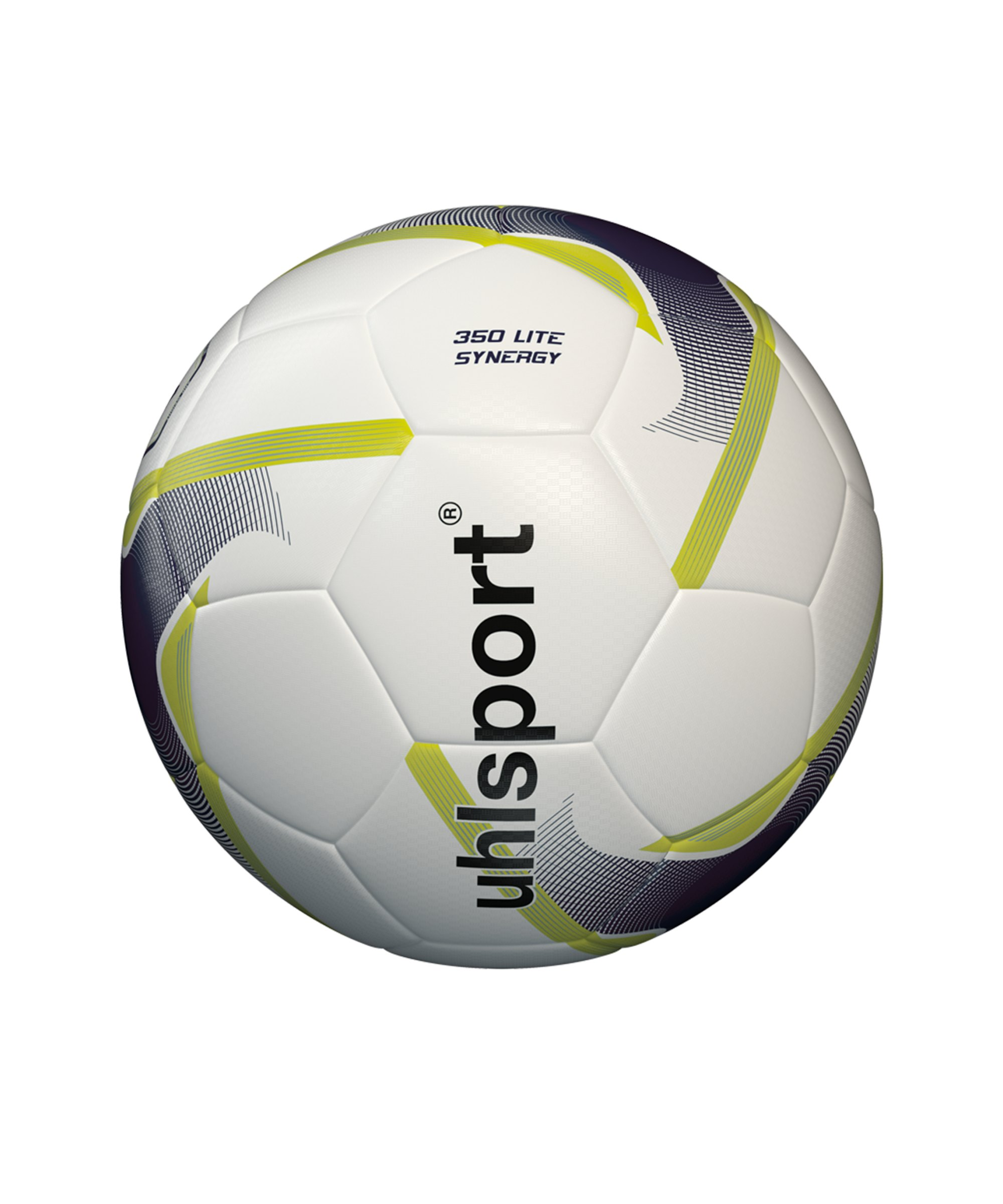 Uhlsport 350 Lite Synergy Lightball Weiss F01 - weiss