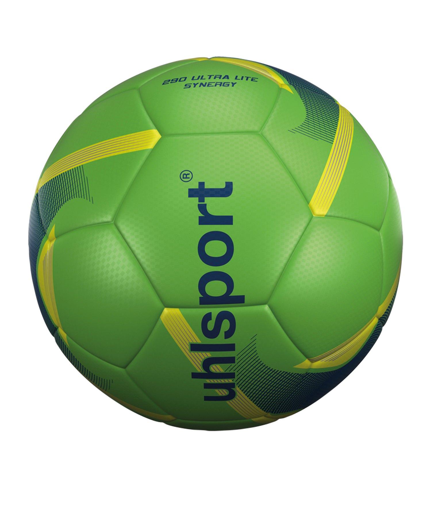 Uhlsport Infinity 290 Ultra Lite 2.0 Fussball BlauF01 - gruen