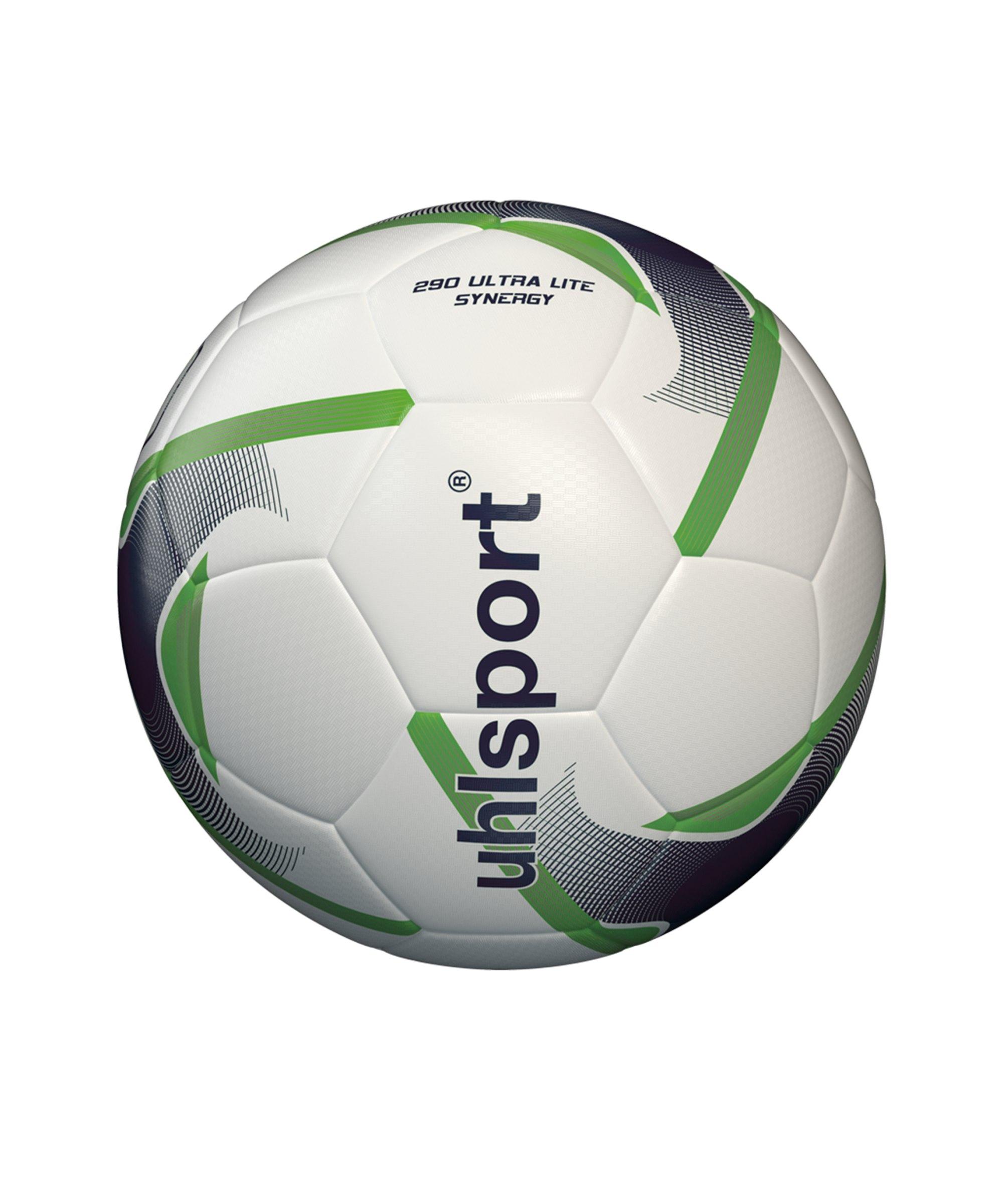 Uhlsport 290 Ultra Lite Synergy Lightball F01 - weiss