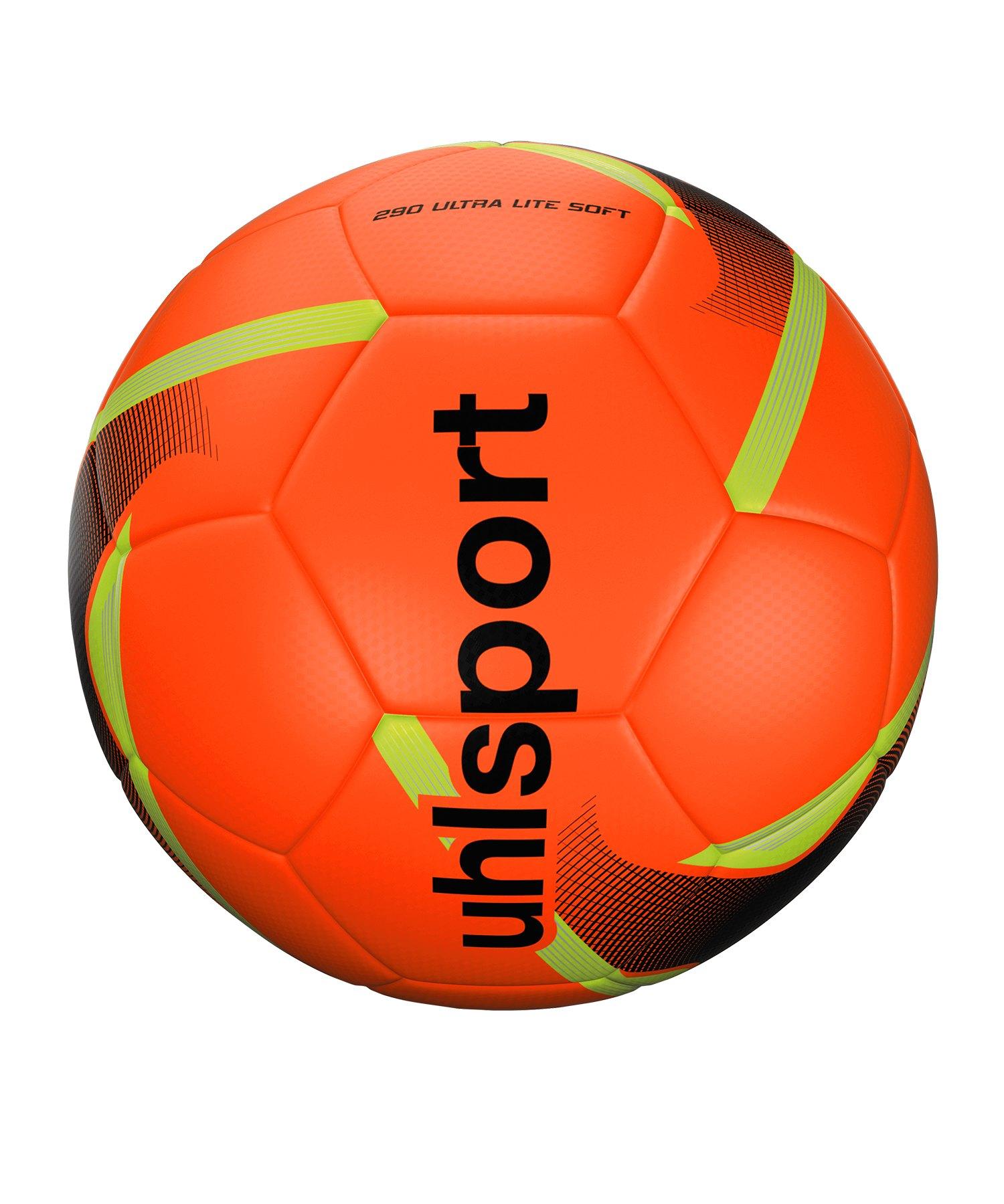 Uhlsport Infinity 290 Ultra Lite Soft Fussball F01 - orange