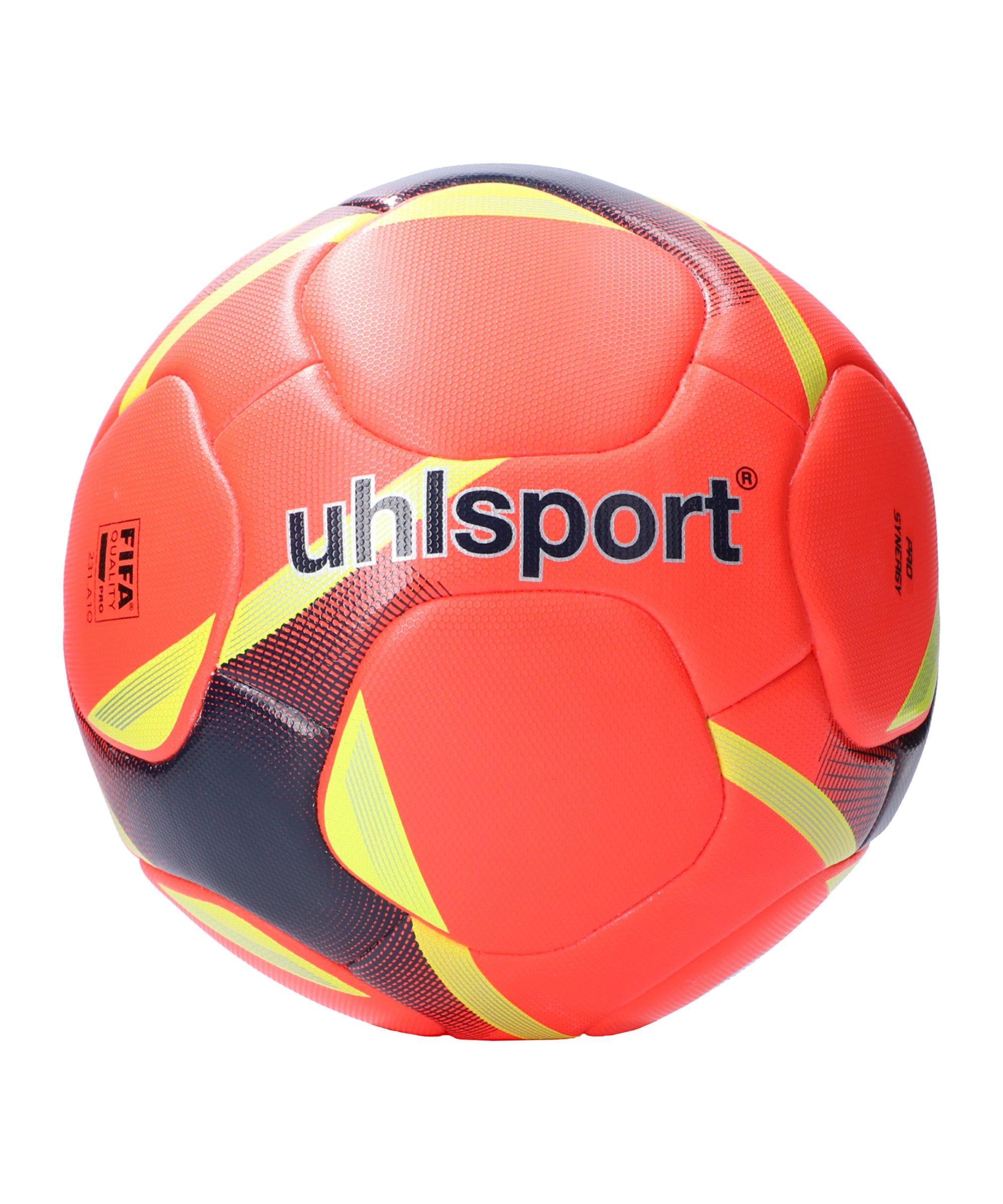 Uhlsport Infinity Synergy Pro 3.0 Fussball F02 - rot