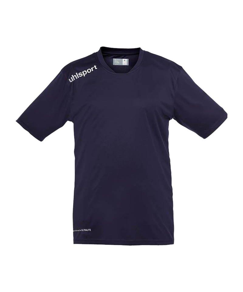 Uhlsport T-Shirt Essential Training Kinder Blau F02 - blau