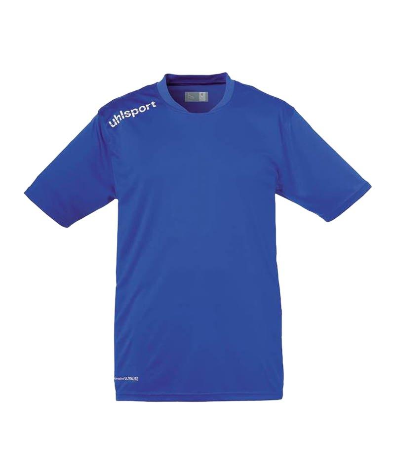 Uhlsport T-Shirt Essential Training Kinder Blau F03 - blau