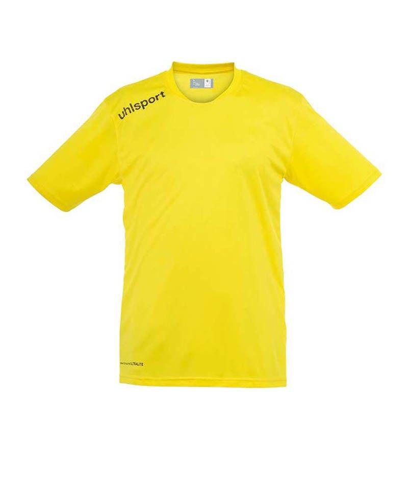 Uhlsport T-Shirt Essential Training Kinder Gelb F05 - gelb