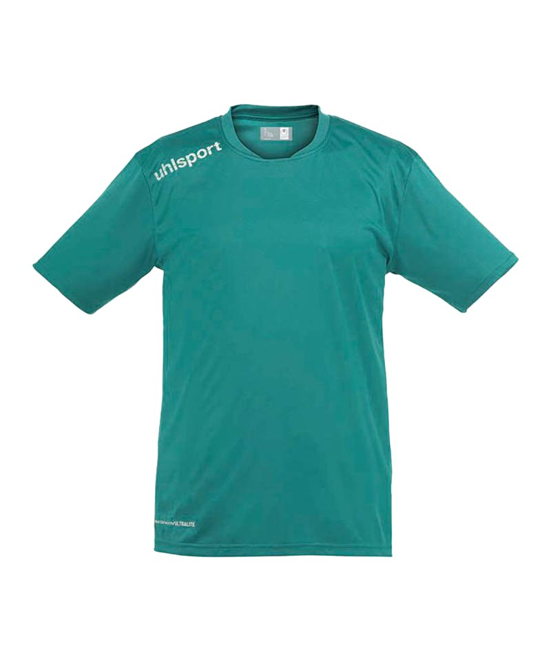 Uhlsport T-Shirt Essential Training Kinder Grün F04 - gruen