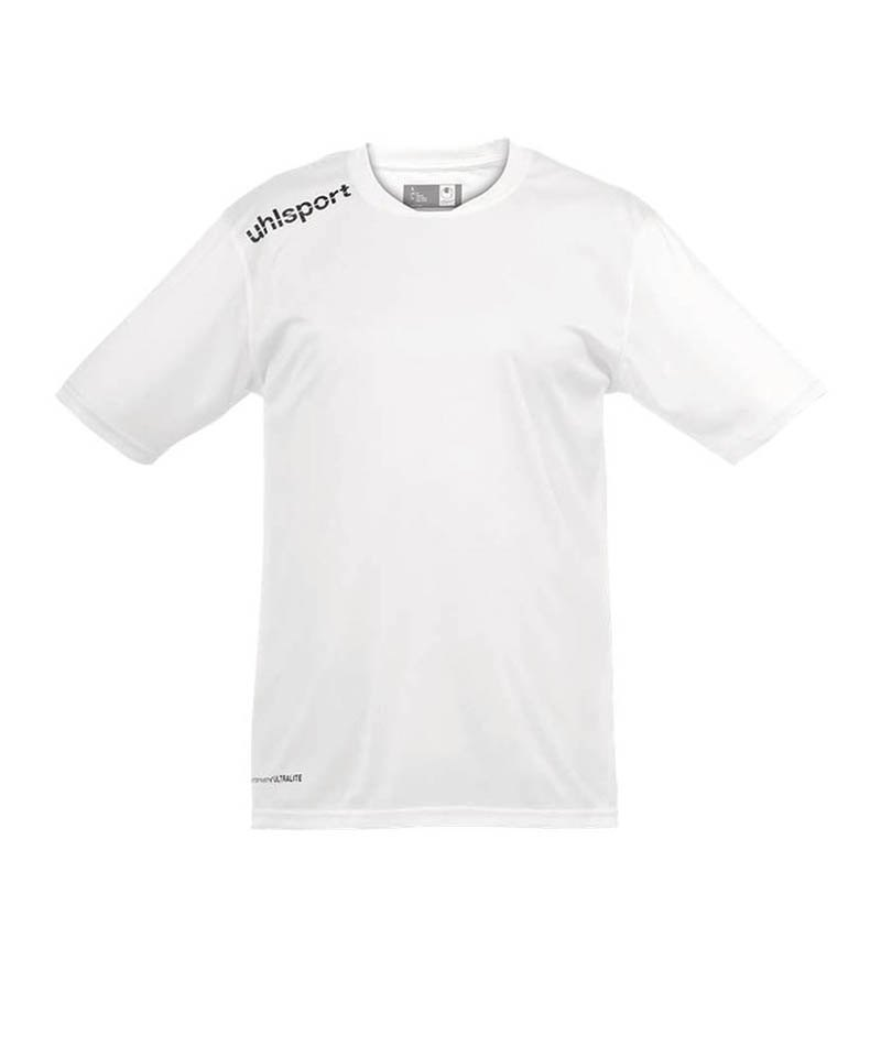 Uhlsport T-Shirt Essential Training Weiss F09 - weiss