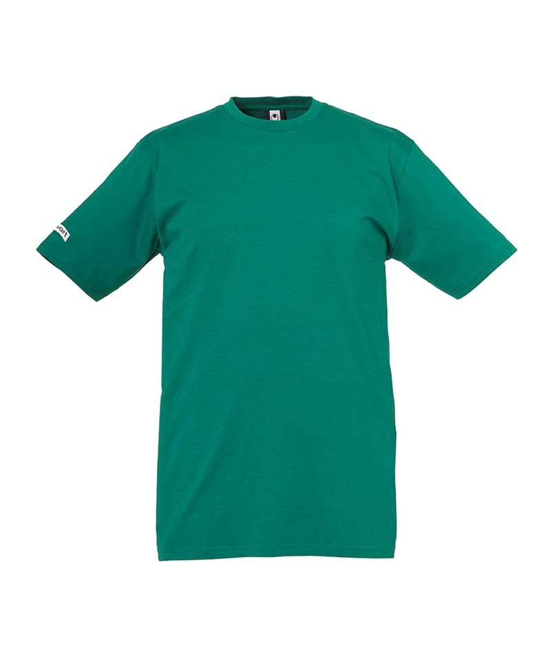 Uhlsport T-Shirt Team Grün F04 - gruen