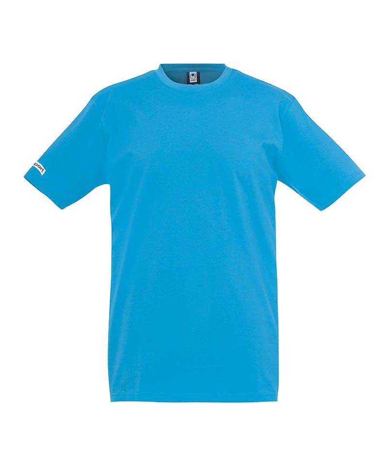 Uhlsport T-Shirt Team Kinder Hellblau F07 - blau
