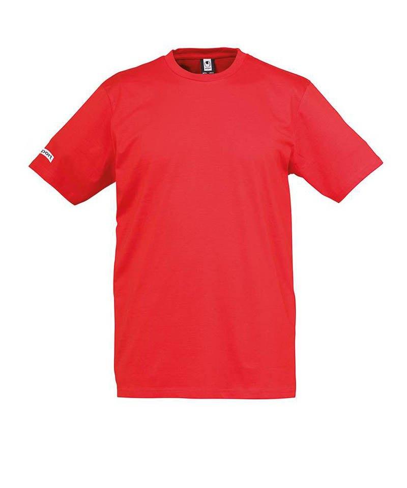 Uhlsport T-Shirt Team Kinder Rot F06 - rot