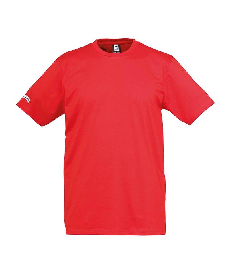 Uhlsport T-Shirt Team Rot F06 - rot