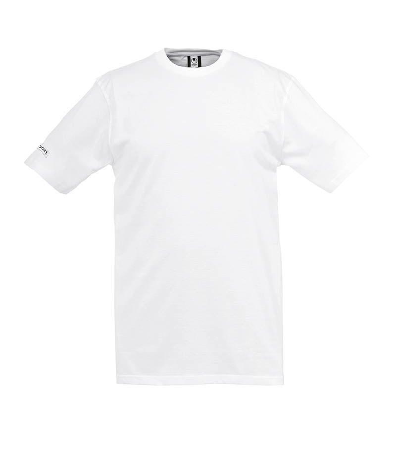 Uhlsport T-Shirt Team Weiss F09 - weiss