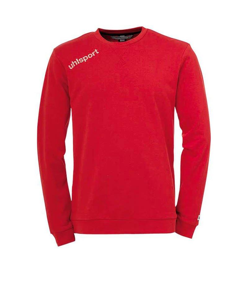 Uhlsport Sweatshirt Essential Rot F06 - rot