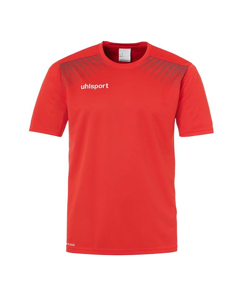 Uhlsport T-Shirt Goal Training Rot F04 - rot