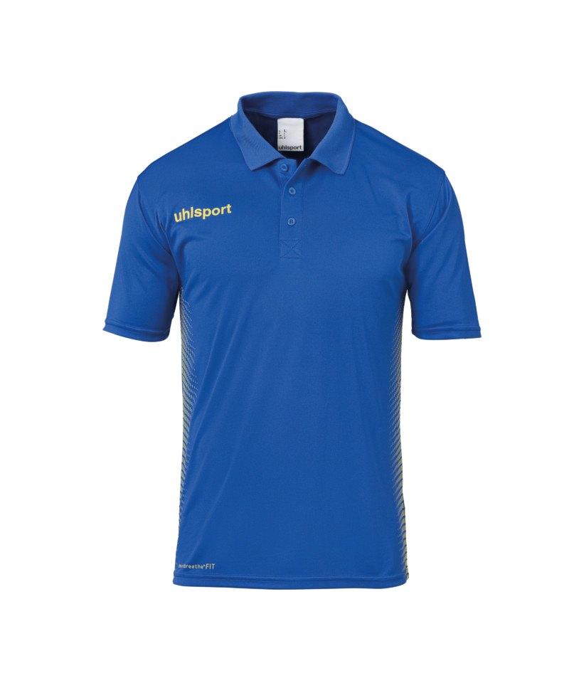 Uhlsport Score Poloshirt Kids Blau F11 - blau