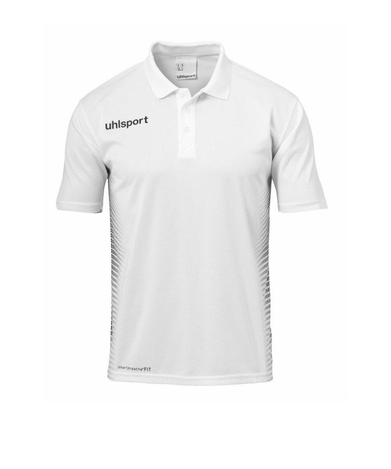 Uhlsport Score Poloshirt Weiss F02 - weiss