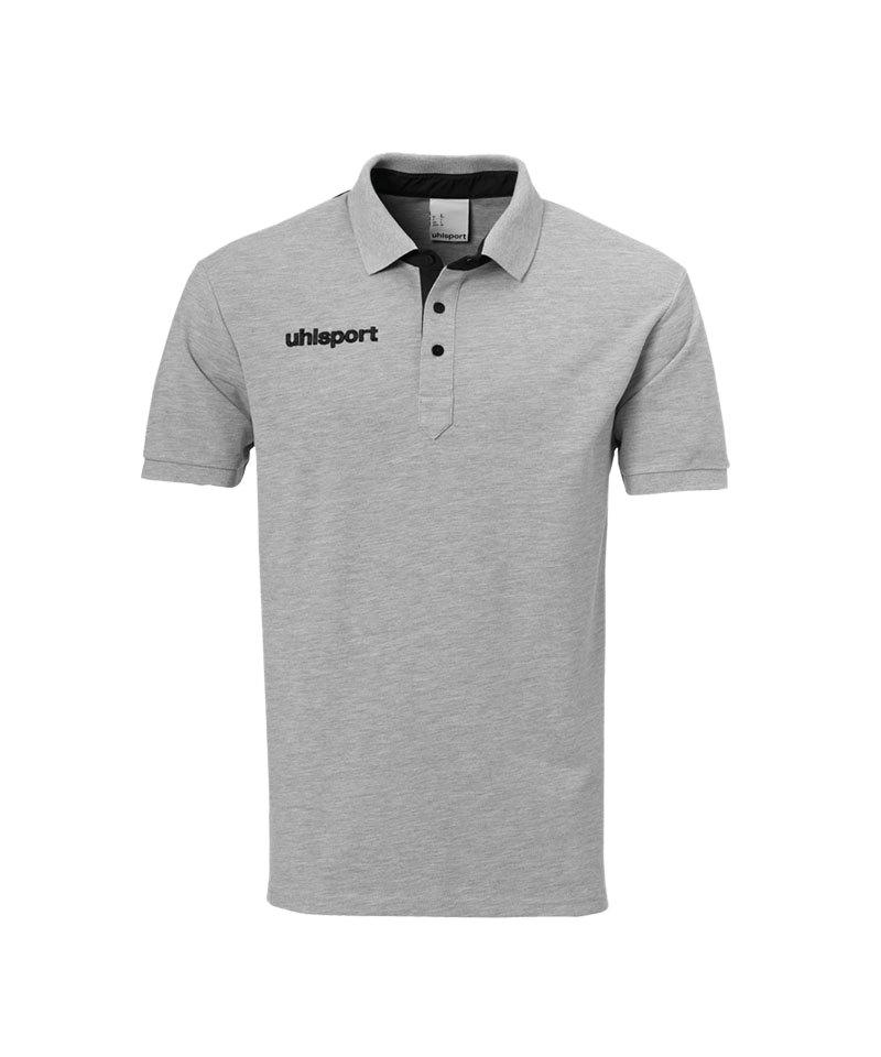 Uhlsport Essential Prime Poloshirt Grau F08 - grau