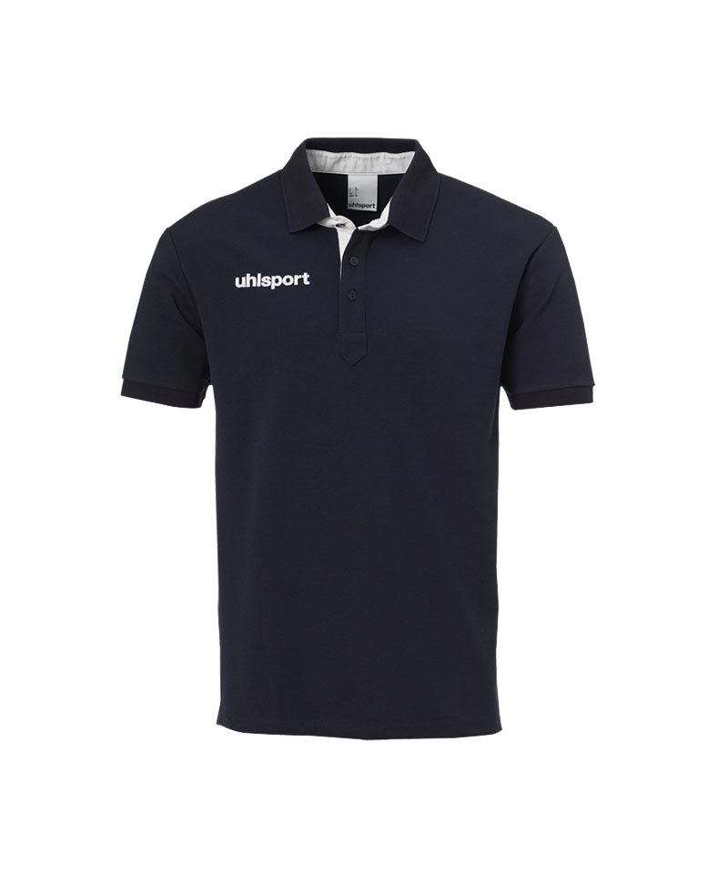 Uhlsport Essential Prime Poloshirt Kids F01 - schwarz