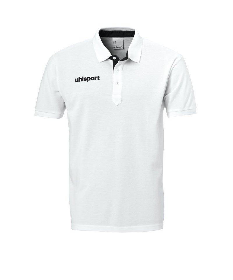 Uhlsport Essential Prime Poloshirt Kids Weiss F09 - weiss