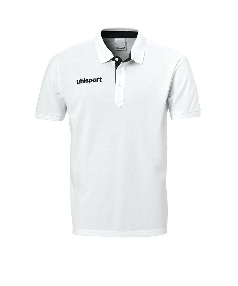 Uhlsport Essential Prime Poloshirt Weiss F09 - weiss