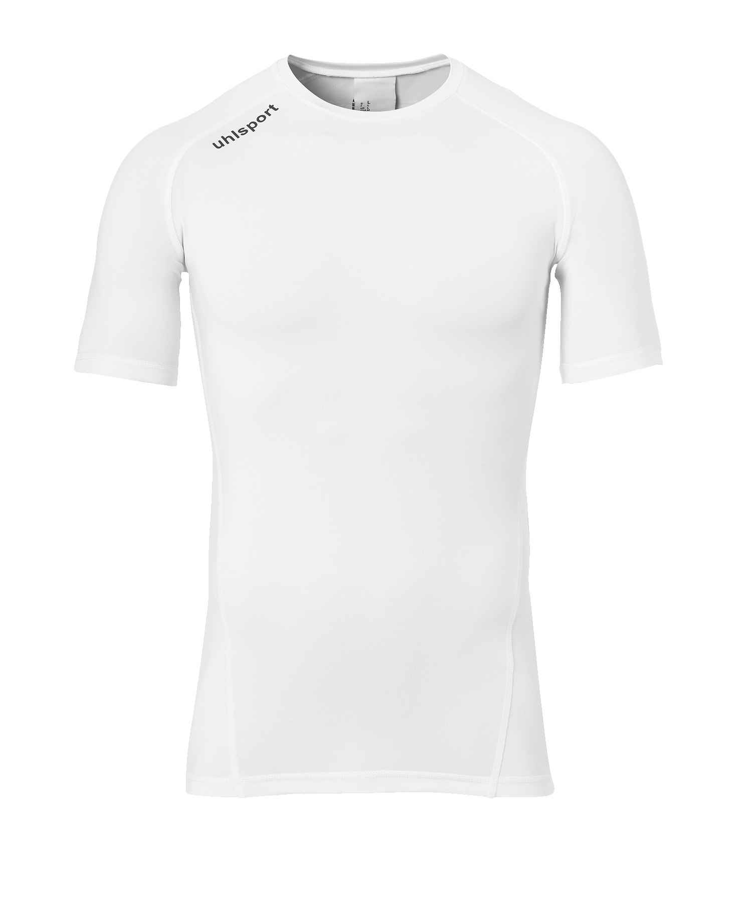 Uhlsport Pro Baselayer kurzarm Weiss F02 - Weiss