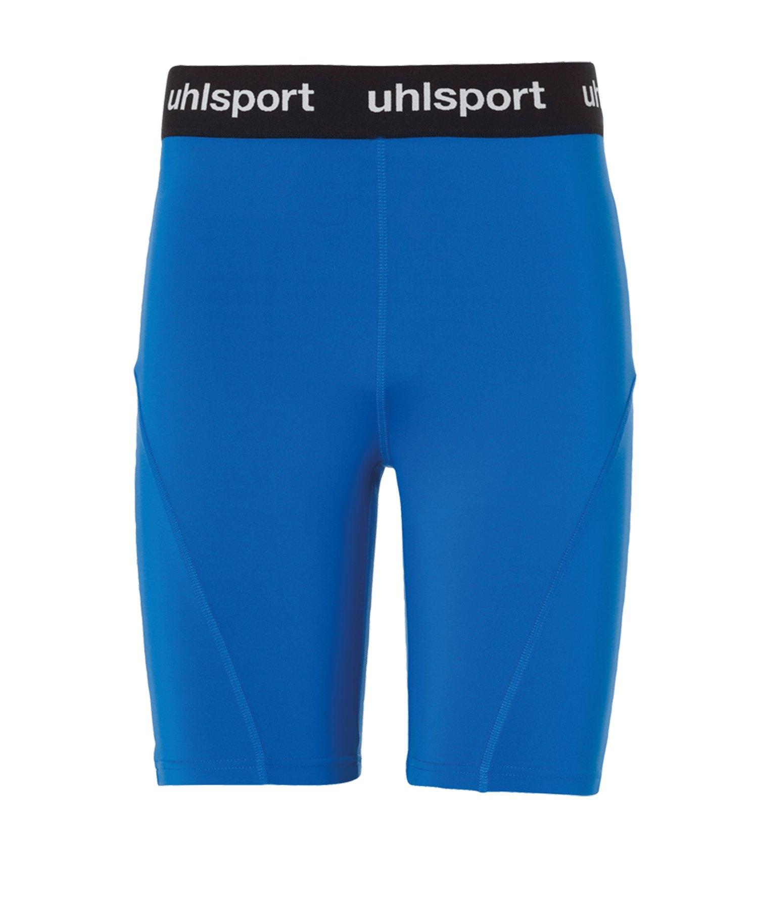 Uhlsport Tight Short Hose kurz Blau F03 - blau