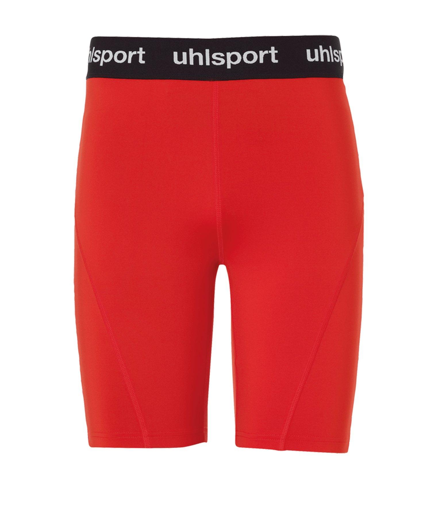 Uhlsport Tight Short Hose kurz Kids Rot F04 - rot
