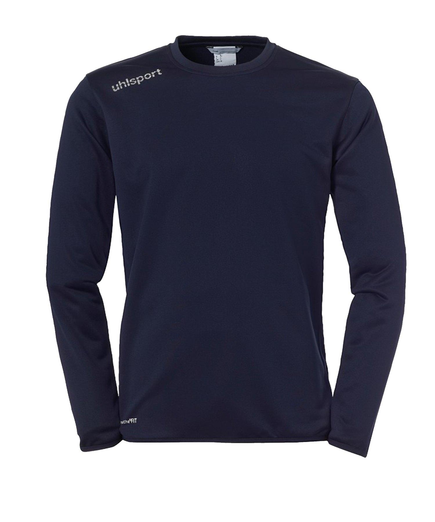 Uhlsport Essential Trainingstop langarm Blau F12 - Blau