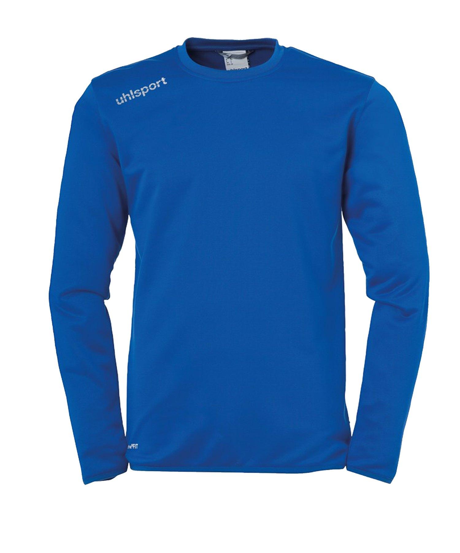 Uhlsport Essential Trainingstop langarm Kids F03 - Blau