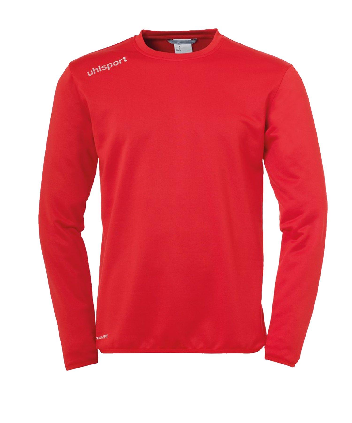 Uhlsport Essential Trainingstop langarm Rot F04 - rot