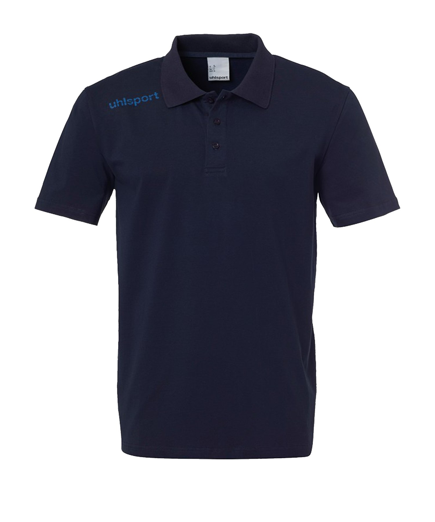 Uhlsport Essential Poloshirt Blau F12 - Blau