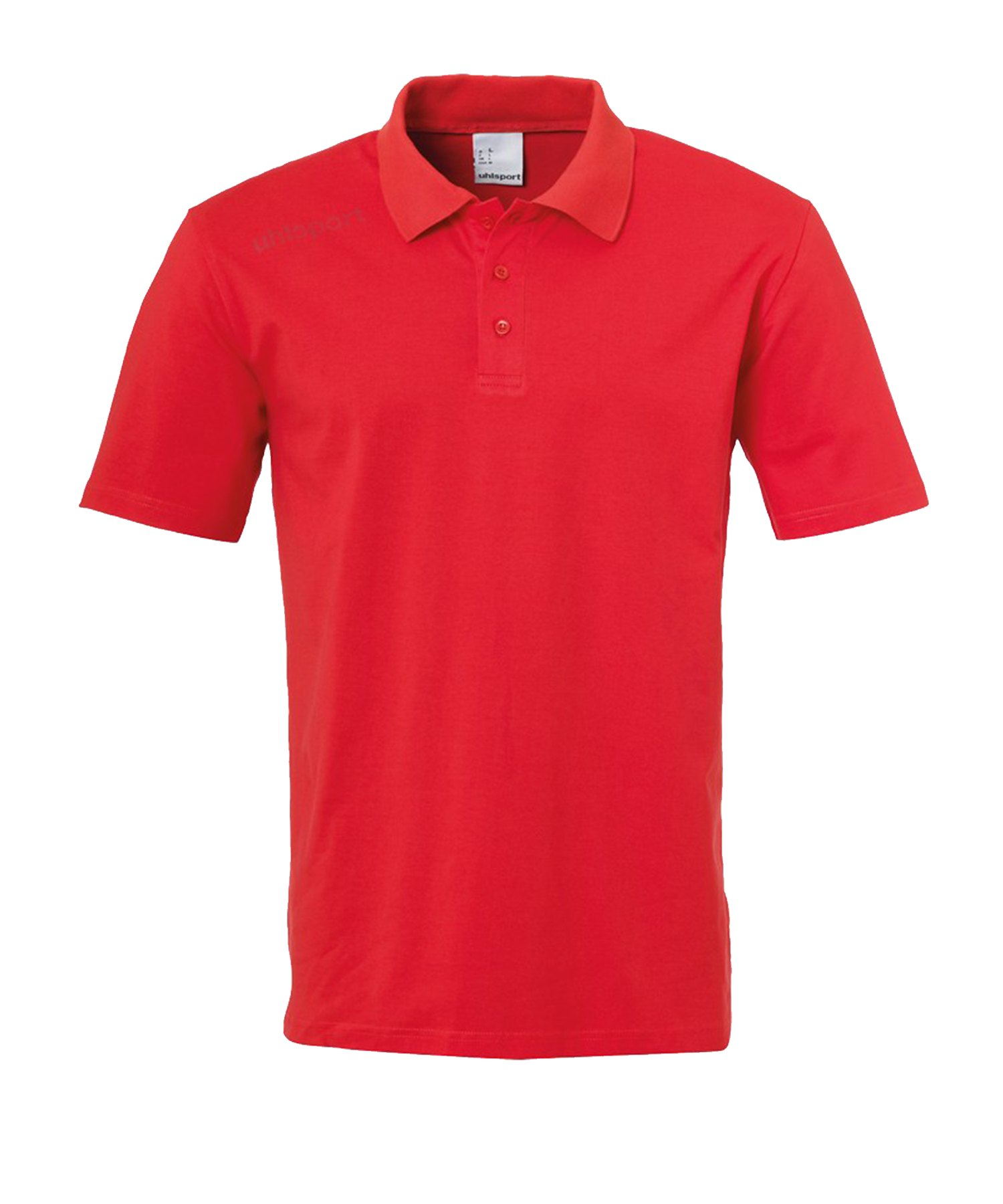 Uhlsport Essential Poloshirt Kids Rot F04 - Rot
