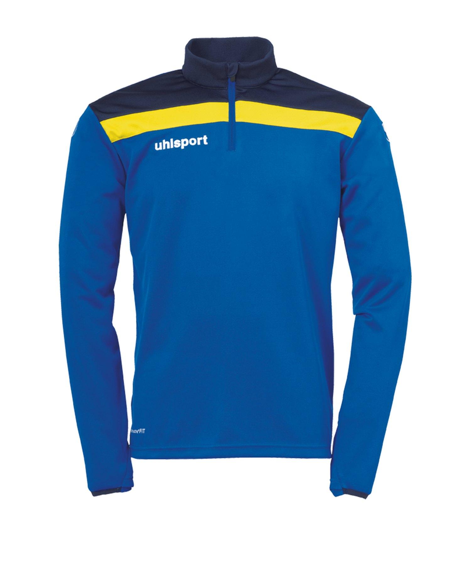 Uhlsport Offense 23 Ziptop Blau F11 - blau