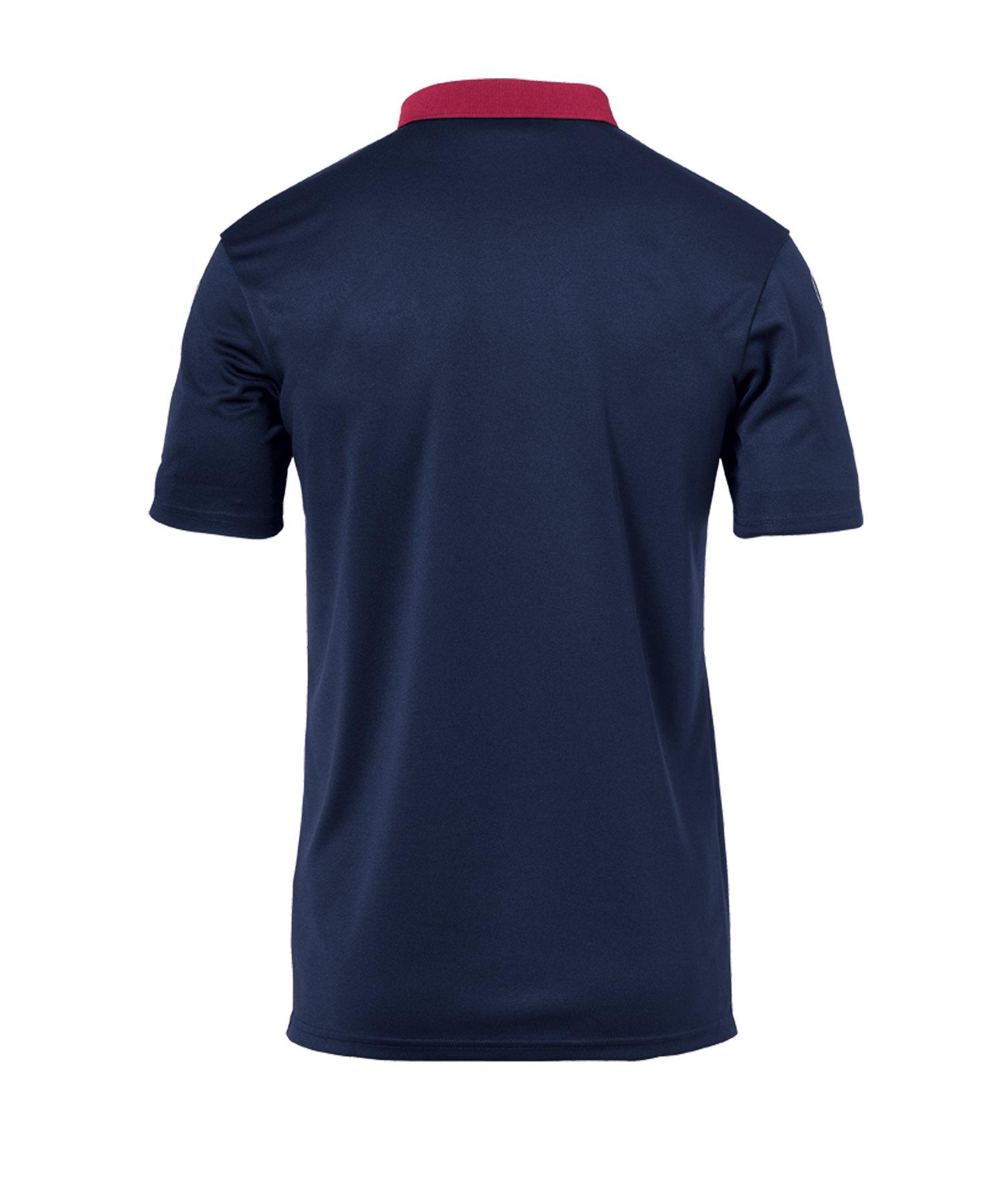 Uhlsport Offense 23 Polo Shirt Blau F13 - blau