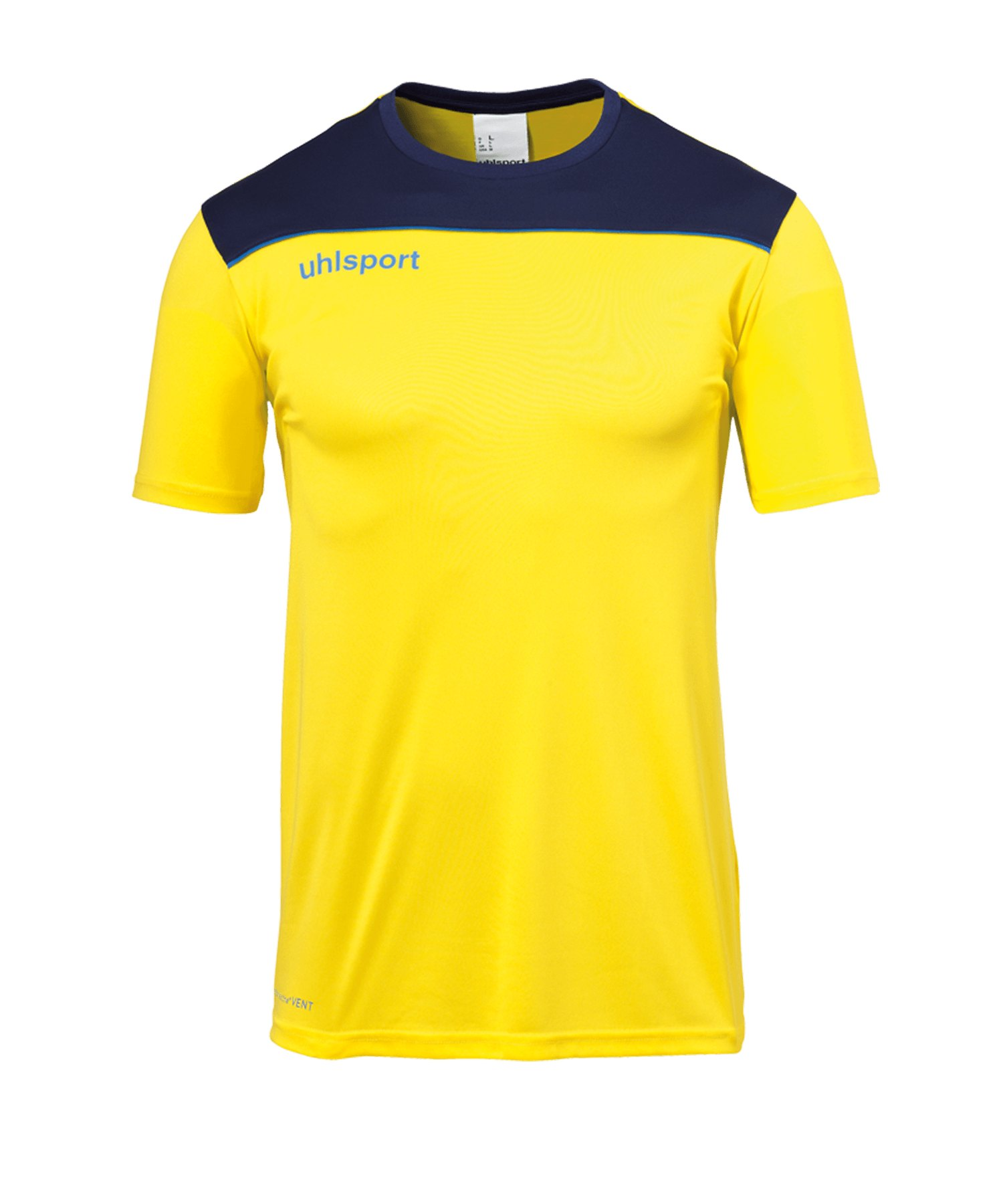 Uhlsport Offense 23 Trainingsshirt Gelb Blau F11 - gelb