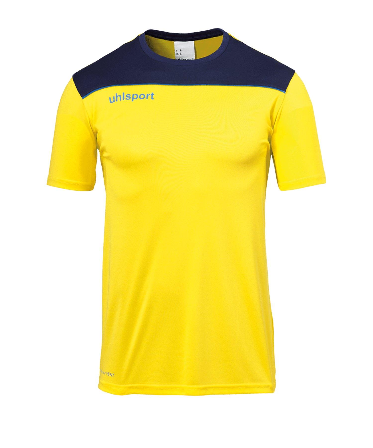 Uhlsport Offense 23 Trainingsshirt Gelb F07 - gelb