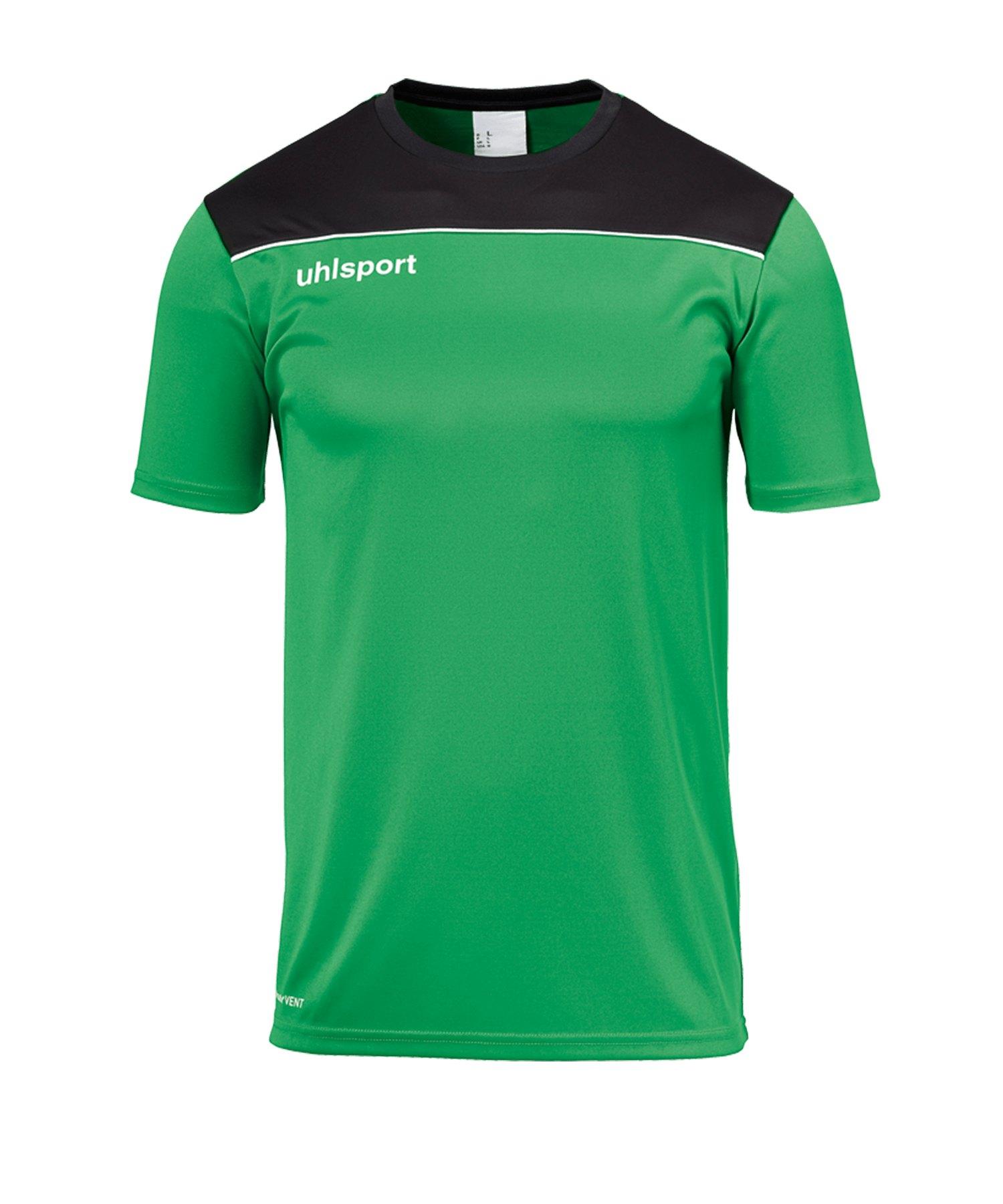 Uhlsport Offense 23 Trainingsshirt Grün F06 - gruen