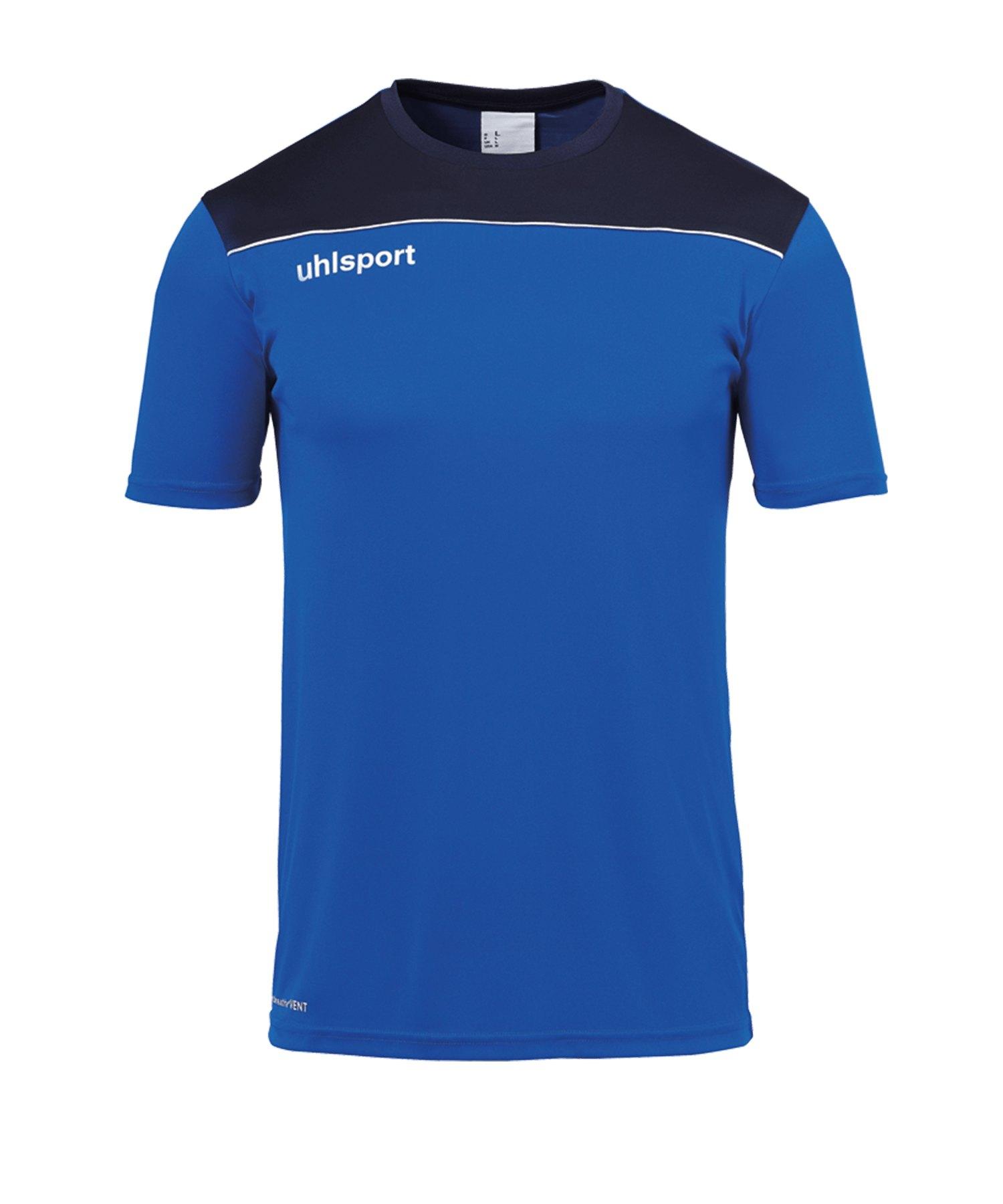 Uhlsport Offense 23 Trainingsshirt Kids Blau F03 - blau