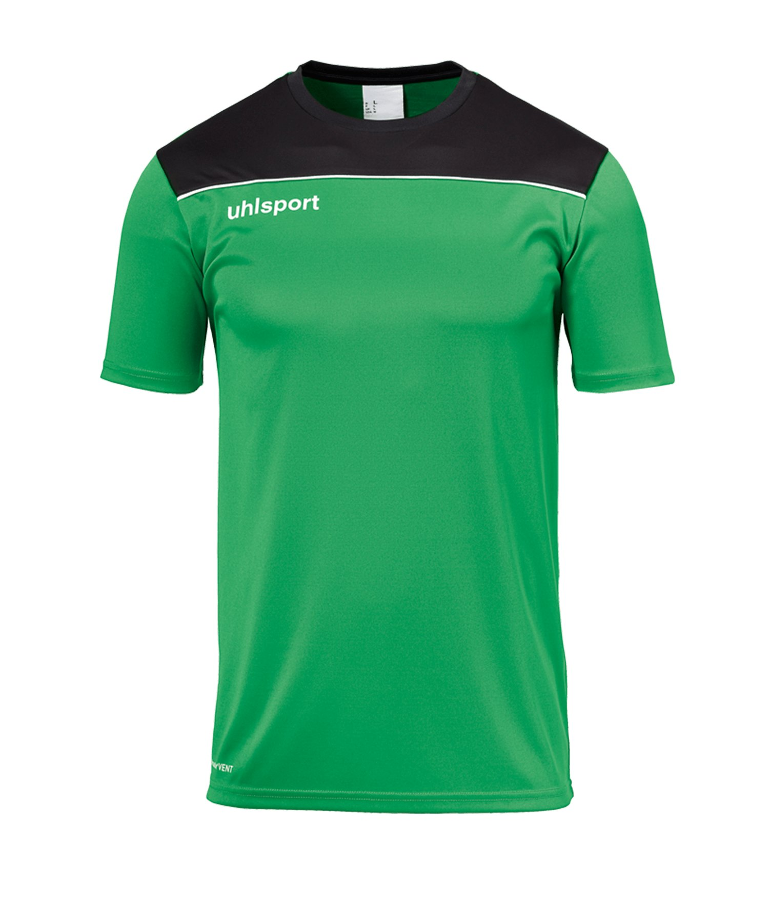 Uhlsport Offense 23 Trainingsshirt Kids Grün F06 - gruen