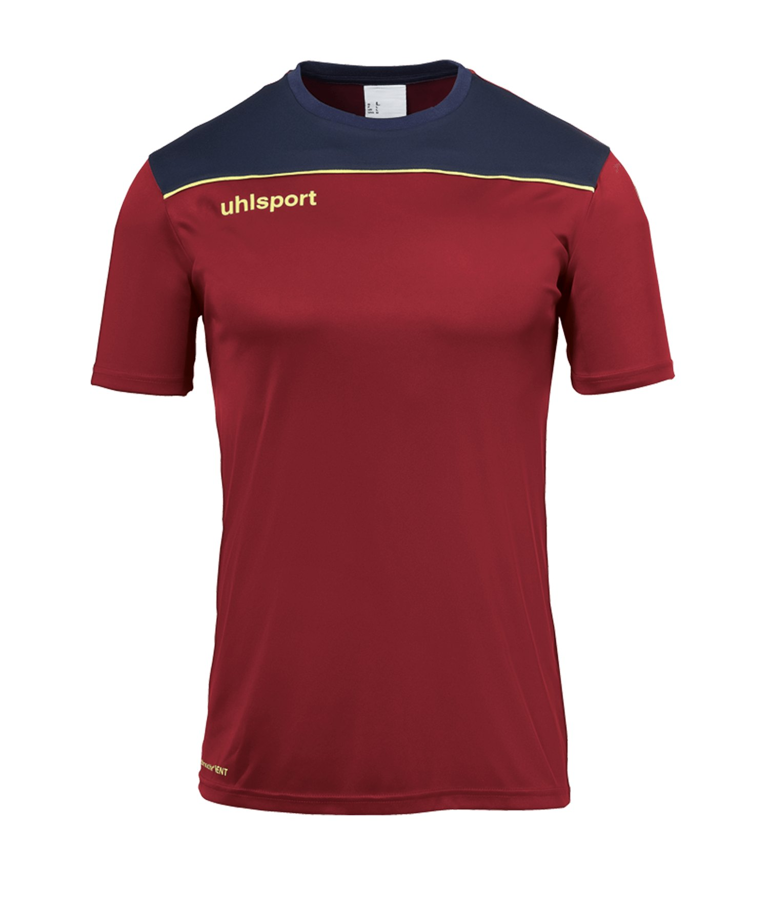 Uhlsport Offense 23 Trainingsshirt Kids Rot F13 - rot