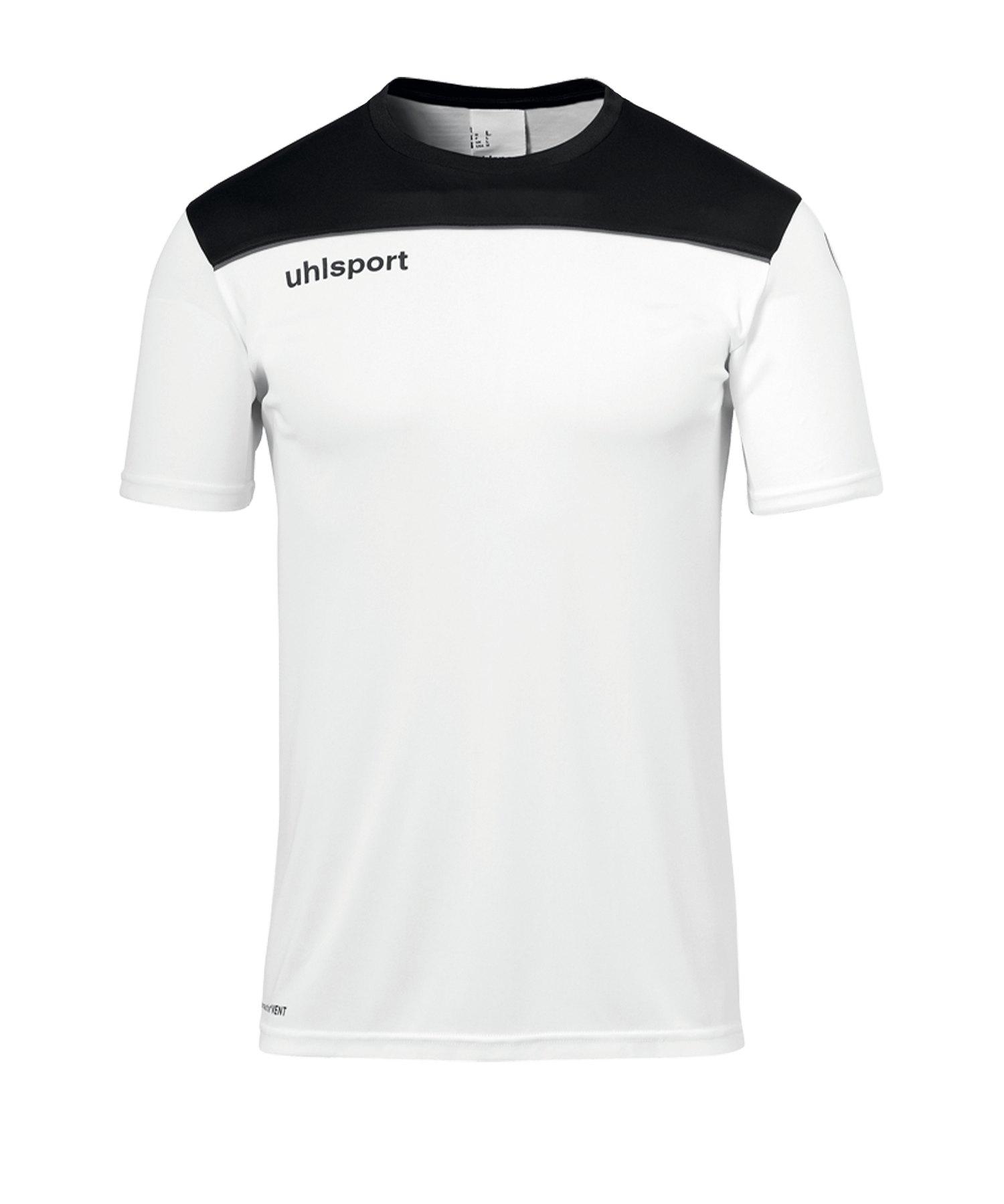 Uhlsport Offense 23 Trainingsshirt Weiss F02 - weiss