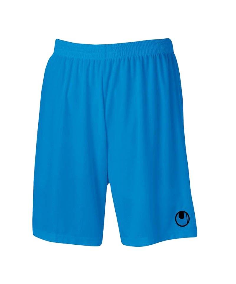 Uhlsport Short Center Basic II Kinder Blau F12 - blau
