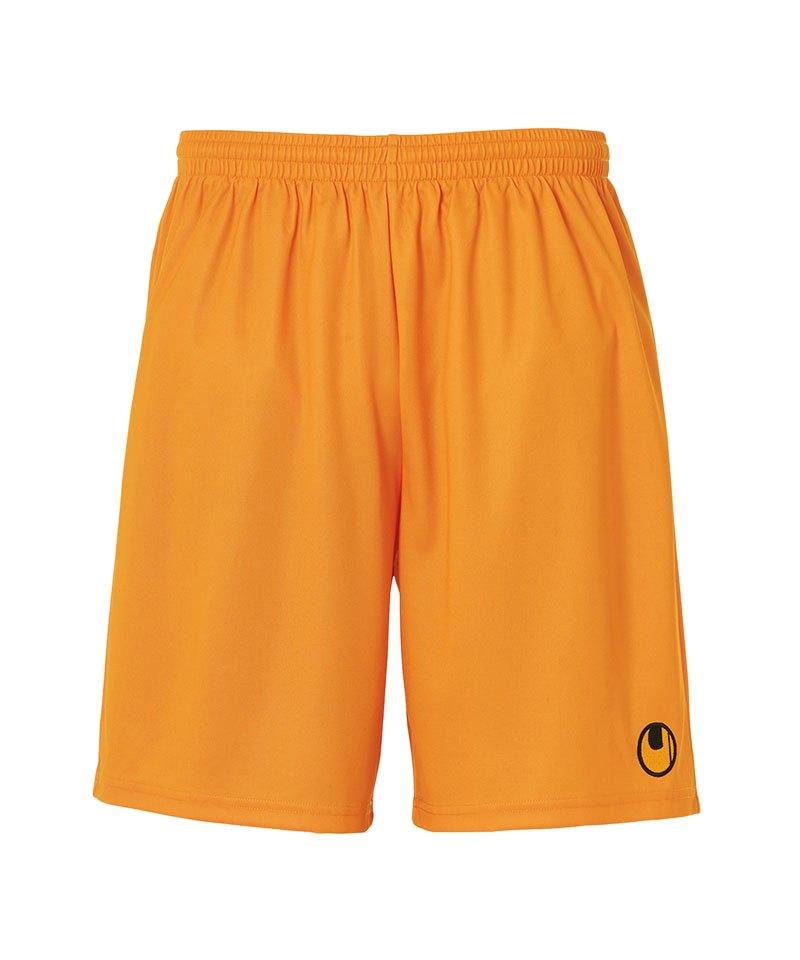 Uhlsport Short Center Basic II Kinder Orange F22 - orange