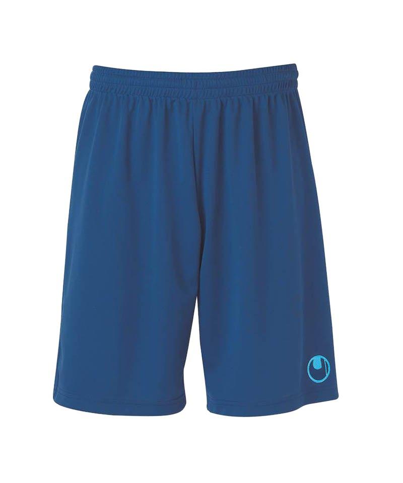 Uhlsport Short mit Innenslip Center II Blau F18 - blau