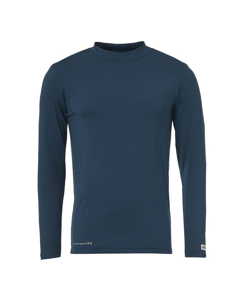 Uhlsport Unterhemd Baselayer langarm F18 - blau