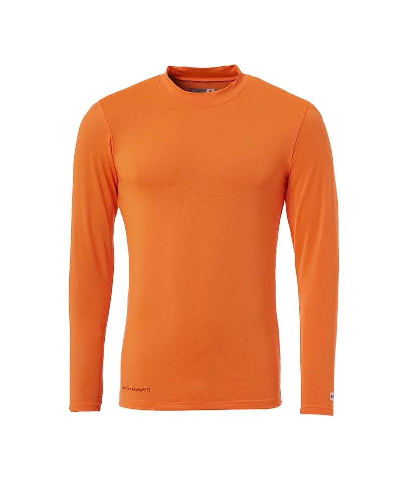 Uhlsport Unterhemd Baselayer langarm Kinder F11 - orange